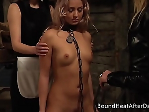Pleasure with an increment of Pain: Enslaved Ecumenical Furiously Whipped By Mistress
