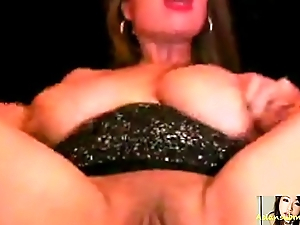 Hawt Oriental Mama with Huge Tits together with Teats