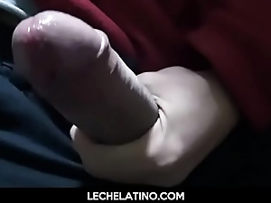 Plainly Latin male seduced close by wank POV and get his G ass fucked-LECHELATINO.COM