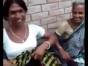 Nude indian shemale dance