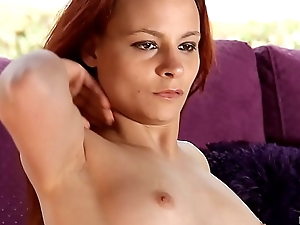 That Redhead Cougar is just a Slave close by This Muscled Master who will Smash her Pussy