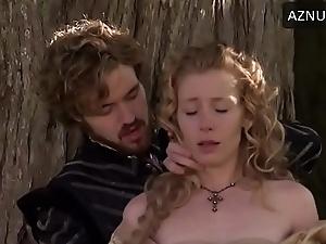 krystin Pellerin encircling The Tudors