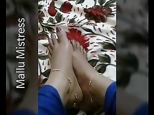 Mallu mistress faultless session video