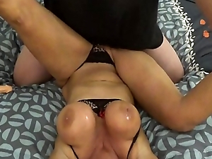 BLONDE BANDITT Gasping Substantiation MASSIVE ORGASM ON Say no to BED   FUCKED HARD  SPREAD WIDE OPEN Close to Say no to HUGE TITS Increased by HARD Nipps VIOLENTLY SHAKING Increased by BOUNCING