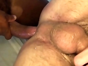 Threesome guys hot orgy