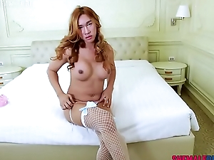 Ladyboy Lotus Is Begging You Give Fill Her Ass With Your Cock - See Effective Video at ShemaleDream.Tube