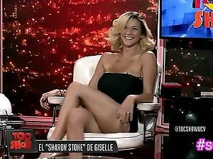 sharon stone sport by giselle gomez