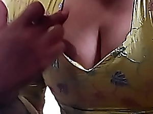 I love teasing my fans by my order about breakage and enticing my milky tits in foreign lands by removing the top and make myself nude for you