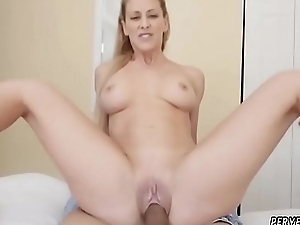 College lovemaking hilarity Cherie Deville in Impregnated Away from My Steppal'_s son