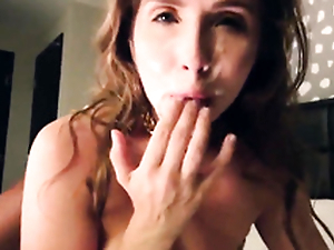 Beautiful blue babe Lena Paul fucked by Huge baleful cock