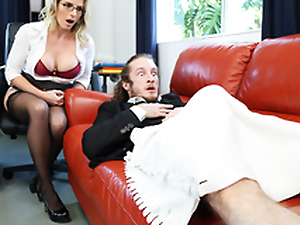 Mind Fuck Dicknosis - Milfs  Cory Hunting In the porn scene