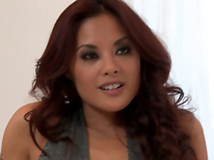 Sultry Kaylani Lei gets her Asian cunt screwed hard and deep