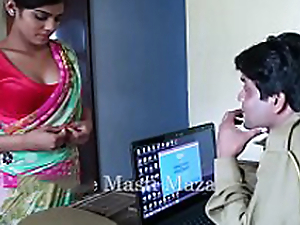 Hot Indian gruff films - Youthful Indian Bhabhi Seduced By A Police Man (new)