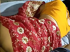 Indian lalita Singh  unsurpassed married fucked in saree