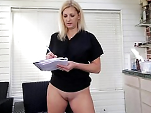 Mesmerizing bottomless doctor XXX video