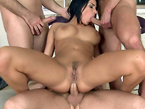Guys do such XXX personal property be worthwhile for hammer away first time with busty MILF Anissa Kate