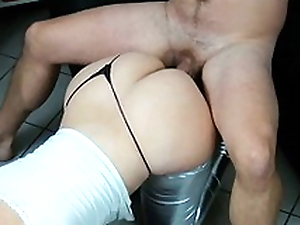 Bootylicious mom plus go steady with like XXX position called doggystyle