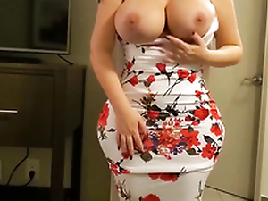 Thick and stacked untouched MILF XXX wife be worthwhile for my colleague riding my dick