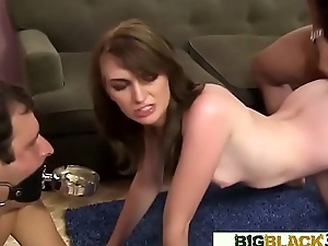 Black Blarney Beau Alana Rains Humiliating Her Cuckold