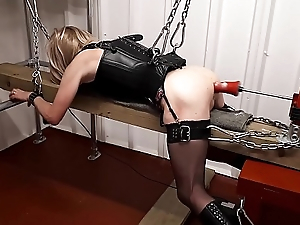 RachelSexyMaid - No.16 - Chained Slave Dungeon Punishment