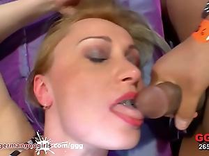 German Goo Girls - Cumshots Compilation Bukkake Hammer Be worthwhile for
