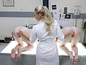 Busty doctor anal toys homoerotic slaves