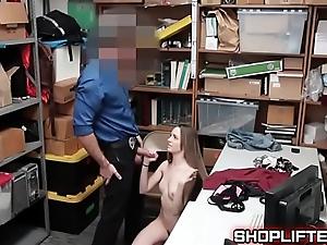 Unsound Robber Amateure Spy-Camera Fucking Here Shop Backroom