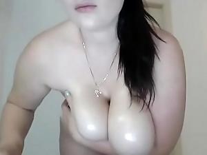 Big teasing wet making